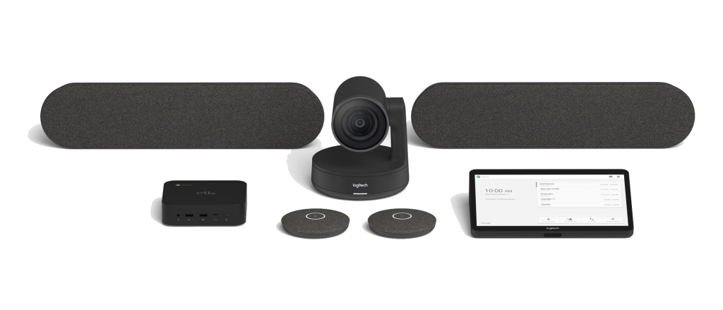 Presis Logitech Meet Kit